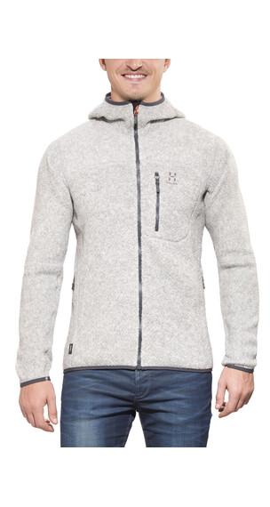 Haglöfs Pile sweater Heren grijs